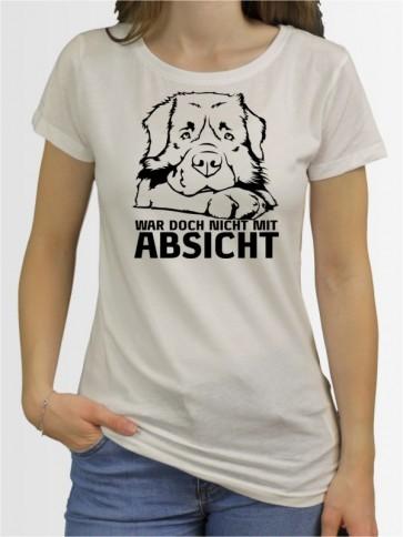 """""""War doch nicht mit Absicht 2"""" Damen T-Shirt"""