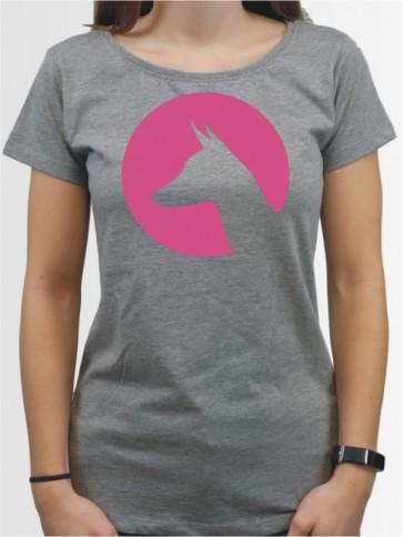 """Xoloitzcuintle 45"" Damen T-Shirt"