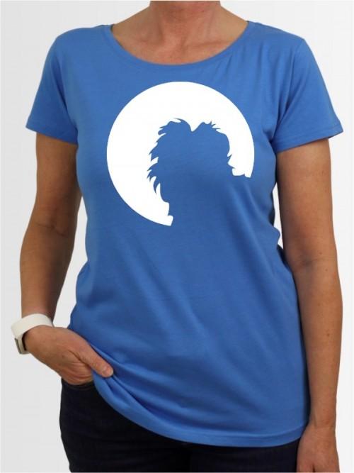 """""""Affenpinscher 45"""" Damen T-Shirt"""