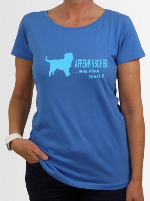 """""""Affenpinscher 7"""" Damen T-Shirt"""