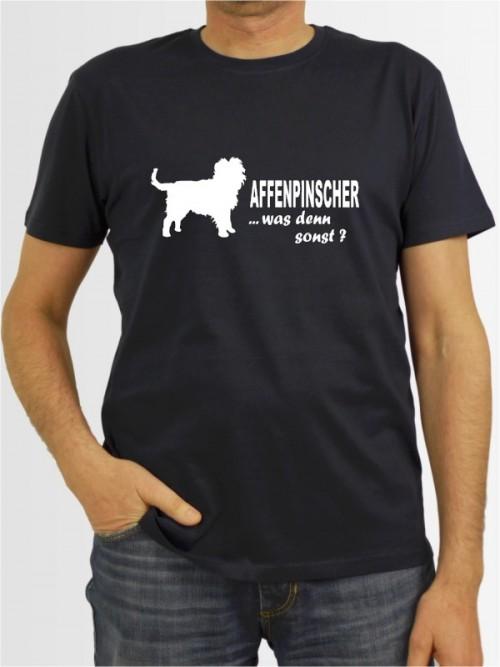 """""""Affenpinscher 7"""" Herren T-Shirt"""