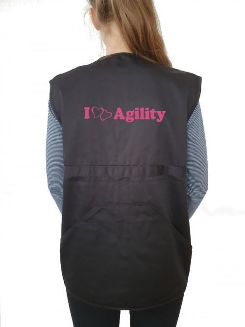 """""""Agility 2"""" Weste"""