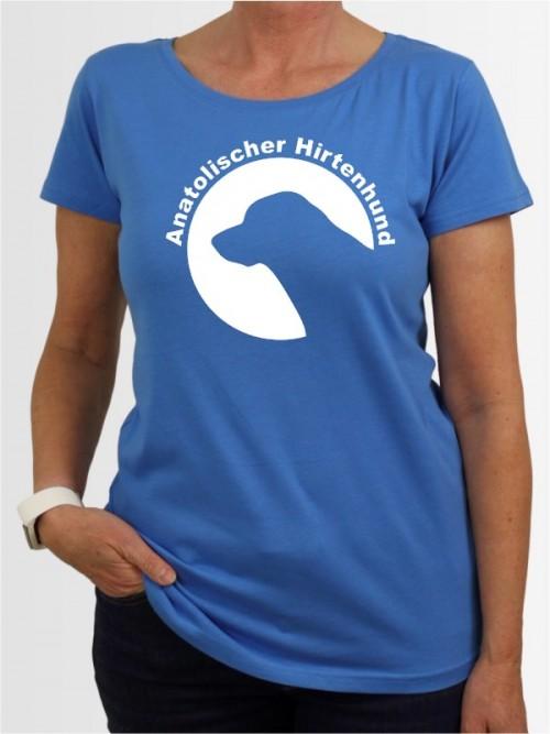 """Anatolischer Hirtenhund 44"" Damen T-Shirt"