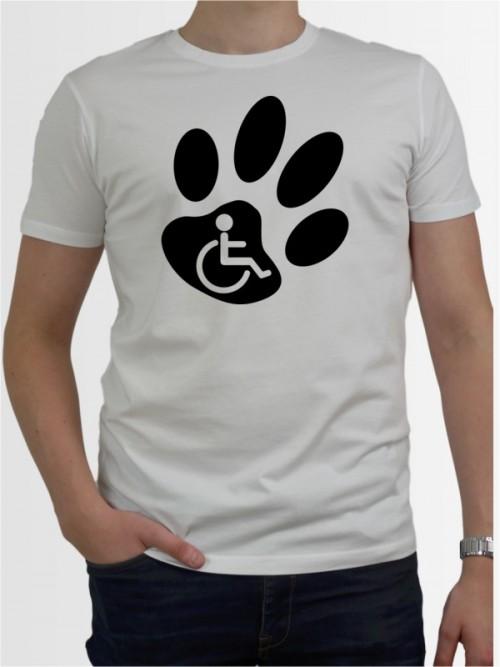 """Assistenzhund 4"" Herren T-Shirt"