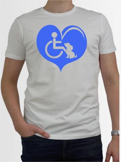 """Assistenzhund 5"" Herren T-Shirt"