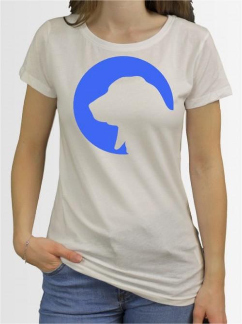 """Basset Hound 45"" Damen T-Shirt"