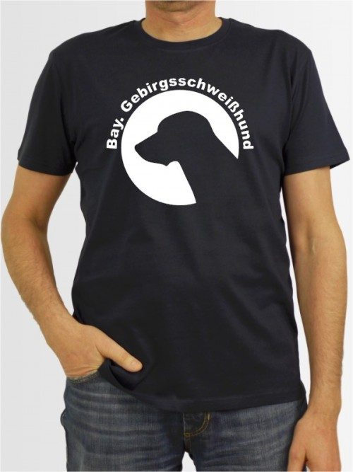 """""""Bayerischer Gebirgsschweißhund 44"""" Herren T-Shirt"""