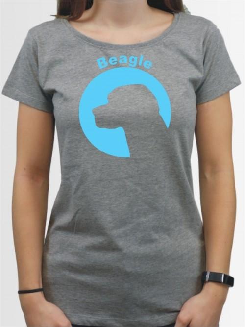 """Beagle 44"" Damen T-Shirt"
