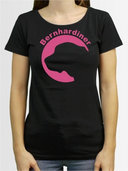 """""""Bernhardiner 44"""" Damen T-Shirt"""