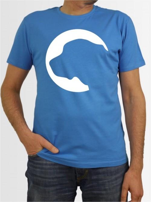 """Bernhardiner 45"" Herren T-Shirt"