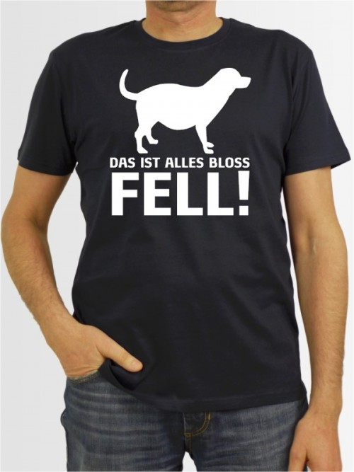 """Bloss Fell"" Herren T-Shirt"
