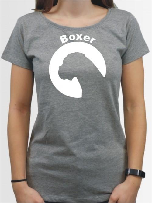 """Boxer 44"" Damen T-Shirt"