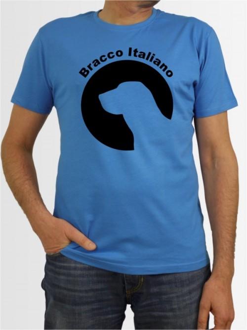 """""""Bracco Italiano 44"""" Herren T-Shirt"""