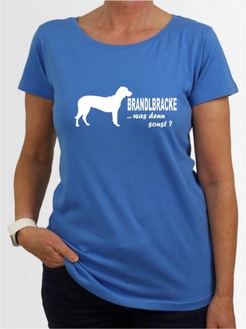 """""""Brandlbracke 7"""" Damen T-Shirt"""