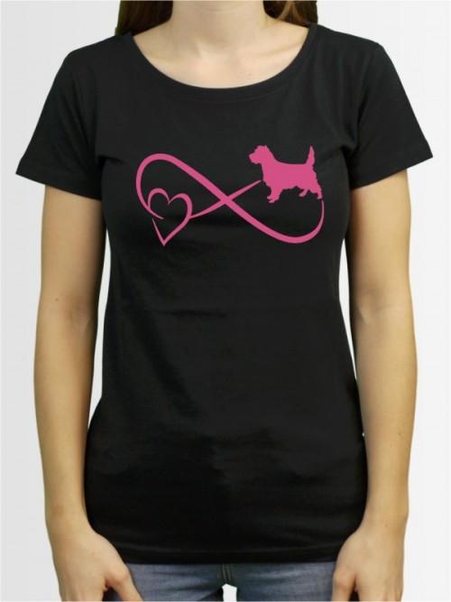 """""""Cairn Terrier 40"""" Damen T-Shirt"""