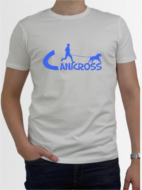 """""""Canicross 20"""" Herren T-Shirt"""