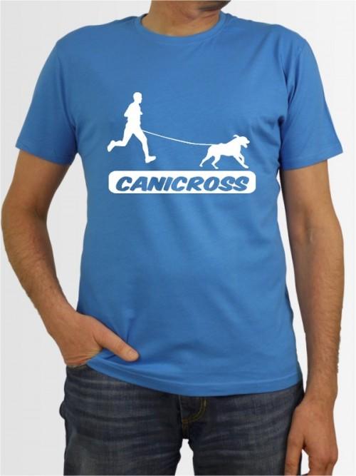 """""""Canicross 5"""" Herren T-Shirt"""