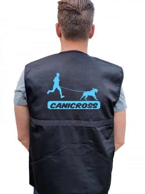 """Canicross 5"" Weste"