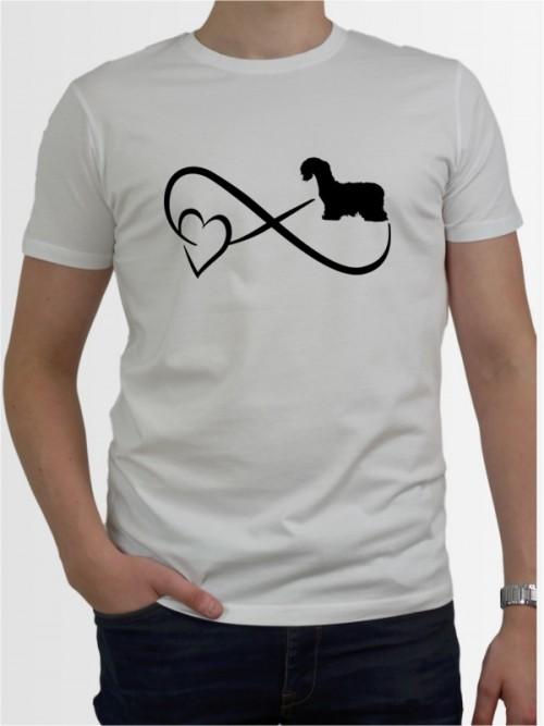 """""""Cesky Terrier 40"""" Herren T-Shirt"""