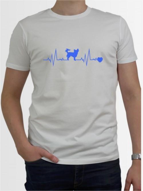 """""""Chihuahua 41"""" Herren T-Shirt"""