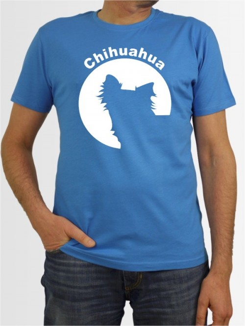 """""""Chihuahua 44"""" Herren T-Shirt"""