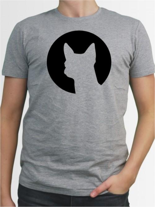 """""""Chihuahua Kurzhaar 45"""" Herren T-Shirt"""