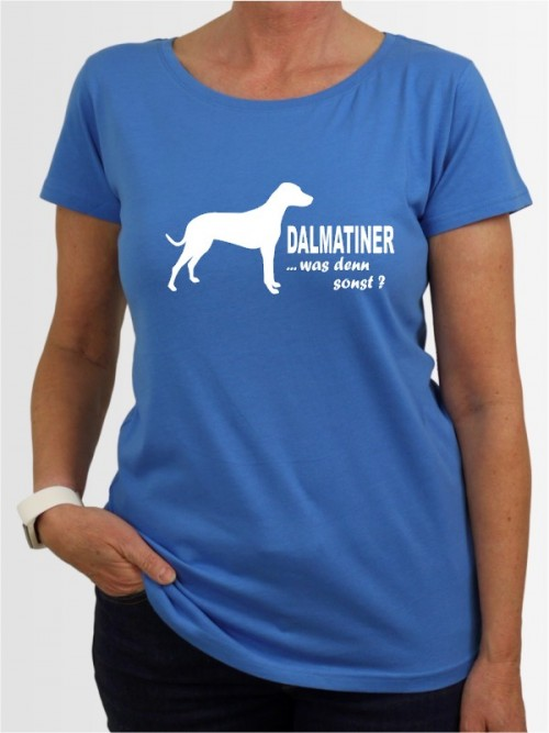 """Dalmatiner 7"" Damen T-Shirt"