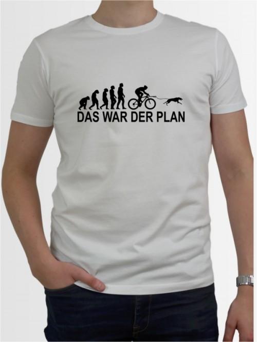"""Das war der Plan 2"" Herren T-Shirt"