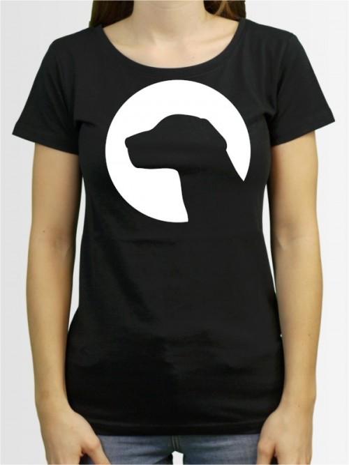 """""""Deutsch Kurzhaar 45"""" Damen T-Shirt"""