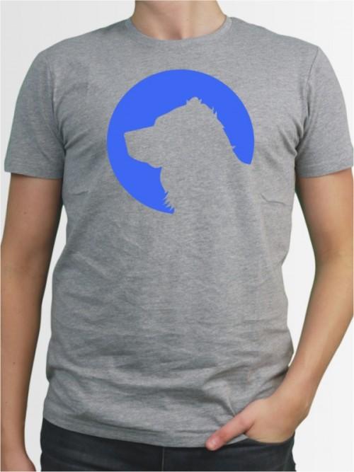 """""""Deutscher Wachtelhund 45"""" Herren T-Shirt"""