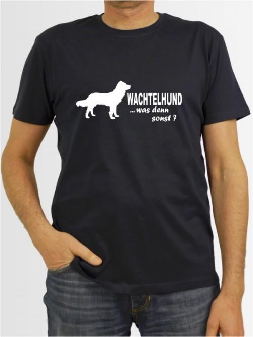 """""""Deutscher Wachtelhund 7"""" Herren T-Shirt"""