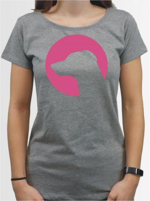 """""""Dobermann 45"""" Damen T-Shirt"""