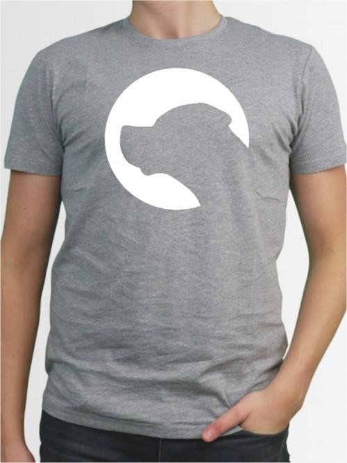 """""""Dogo Argentino 45"""" Herren T-Shirt"""
