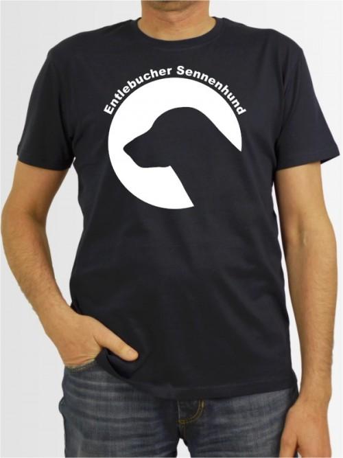 """""""Entlebucher Sennenhund 44"""" Herren T-Shirt"""