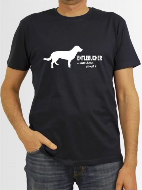 """""""Entlebucher Sennenhund 7"""" Herren T-Shirt"""