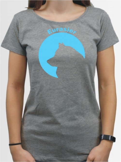 """Eurasier 44"" Damen T-Shirt"