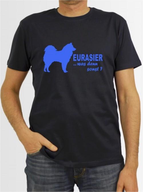 """""""Eurasier 7"""" Herren T-Shirt"""