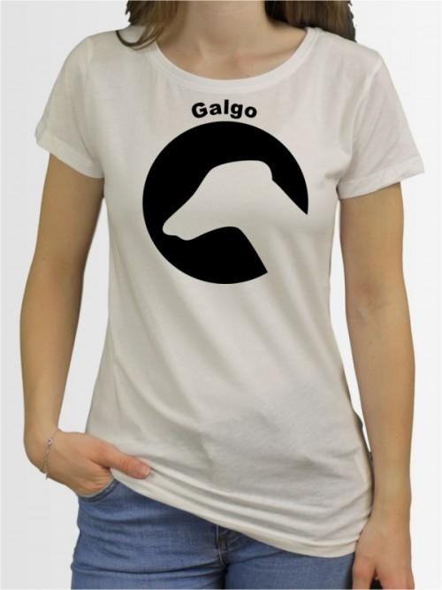 """""""Galgo 44"""" Damen T-Shirt"""