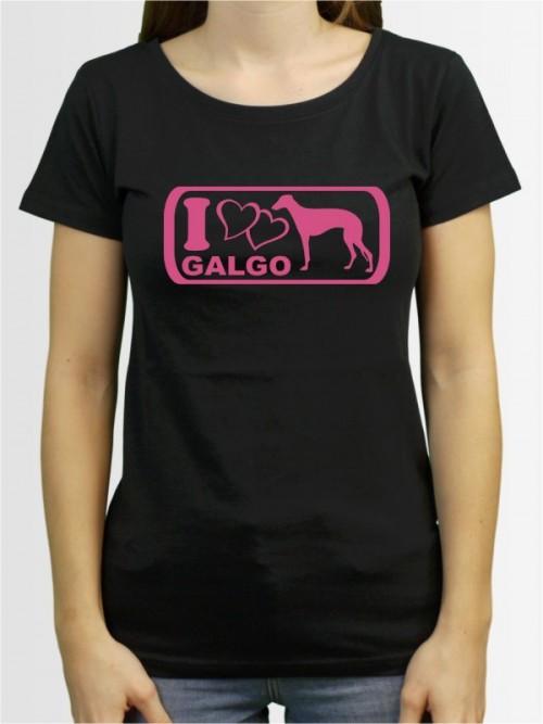 """""""Galgo 6"""" Damen T-Shirt"""