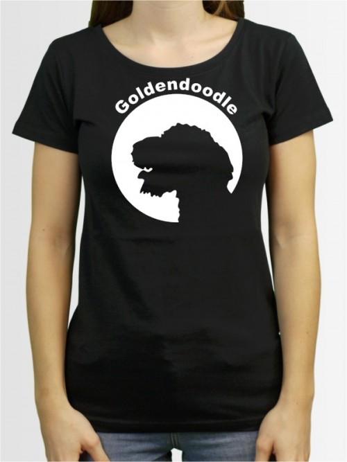 """Goldendoodle 44"" Damen T-Shirt"