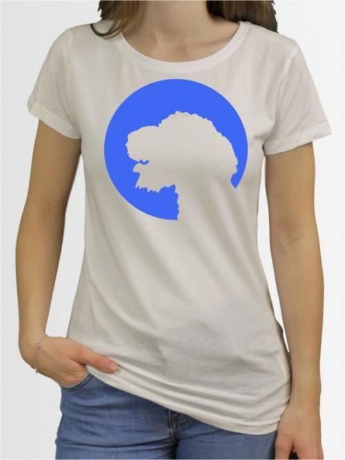 """Goldendoodle 45"" Damen T-Shirt"