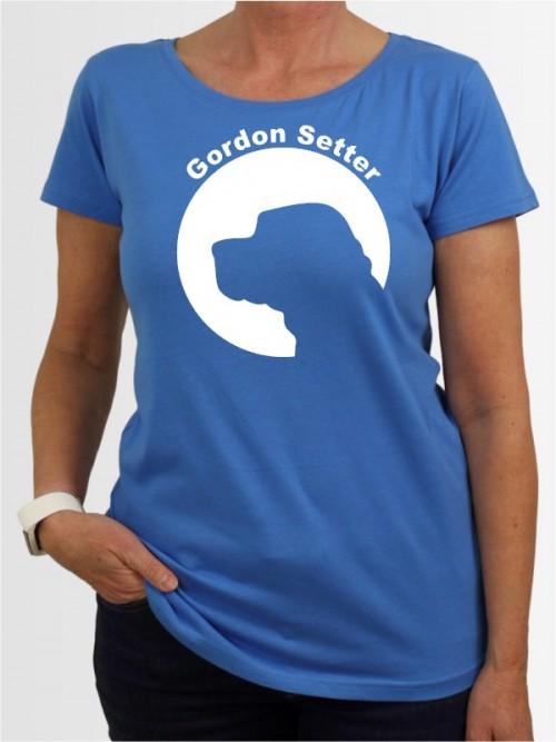 """Gordon Setter 44"" Damen T-Shirt"
