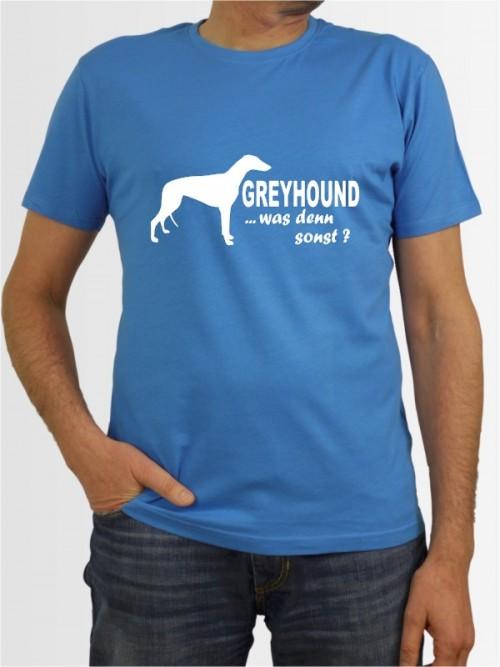 """""""Greyhound 7"""" Herren T-Shirt"""