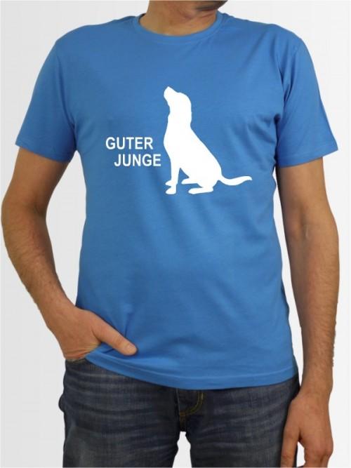 """guter Junge"" Herren T-Shirt"