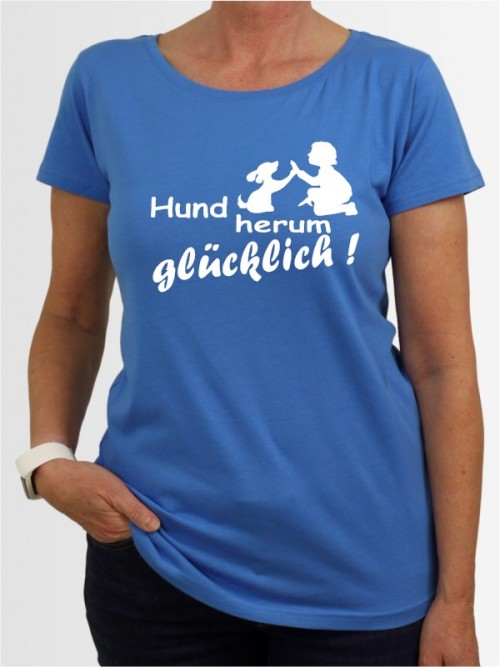 """Hundherum"" Damen T-Shirt"