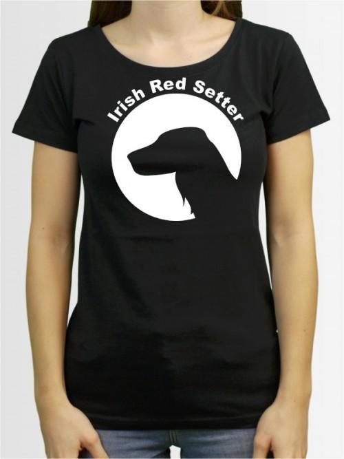 """Irish Red Setter 44"" Damen T-Shirt"