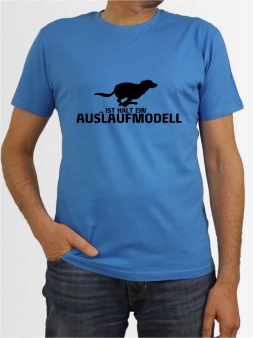 """""""Ist halt ein Auslaufmodell"""" Herren T-Shirt"""