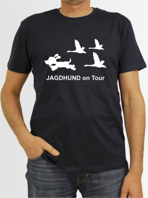 """Jagdhund"" Herren T-Shirt"
