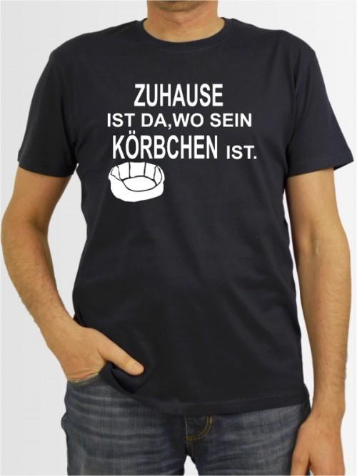 """""""Körbchen"""" Herren T-Shirt"""