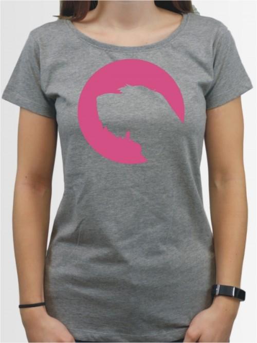 """""""Korthals Griffon 45"""" Damen T-Shirt"""